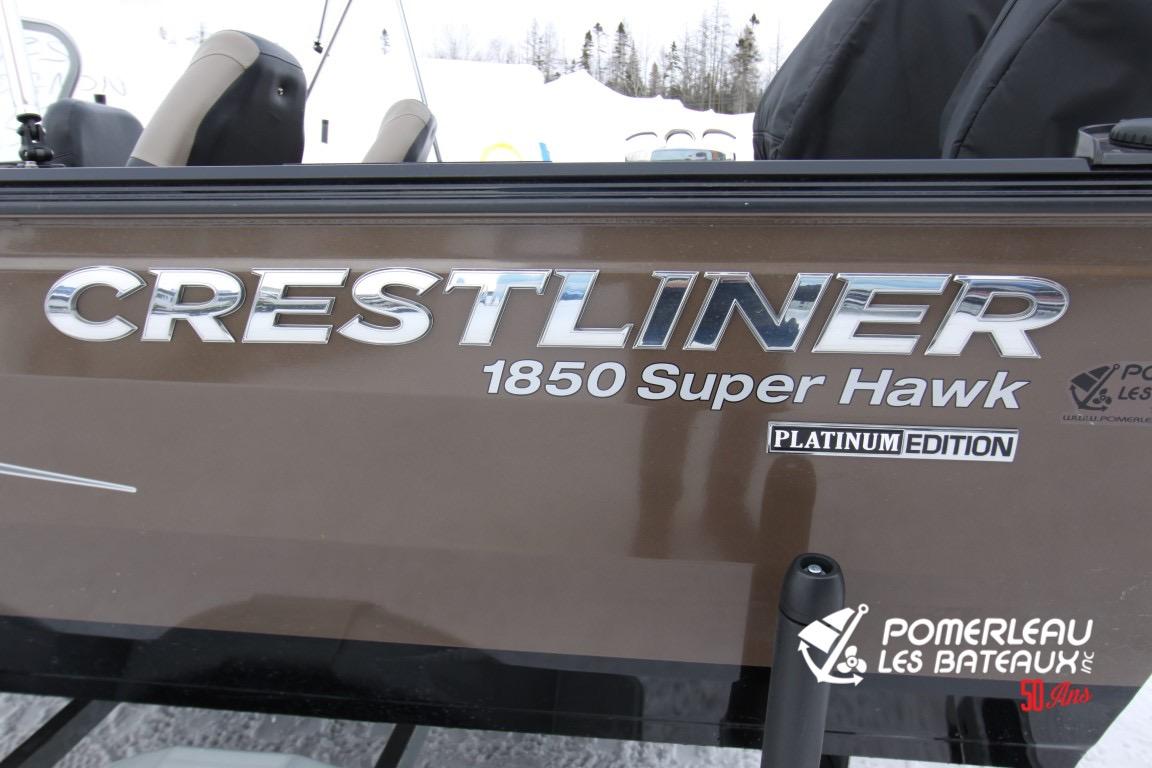 Crestliner Superhawk 1850 - IMG_7741