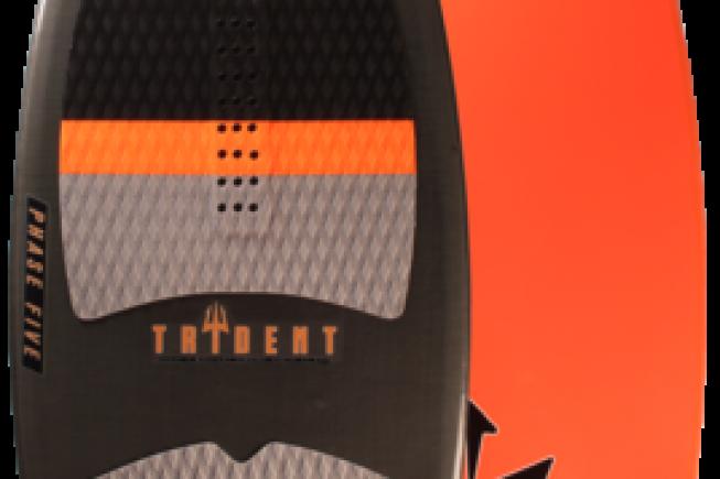 Phase 5 trident wake skimboard
