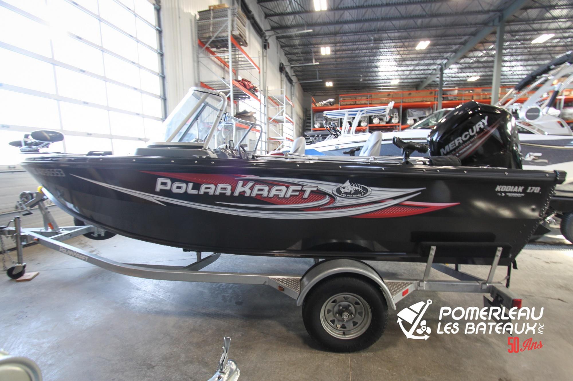 Polar Kraft Kodiak 170 - IMG_7496