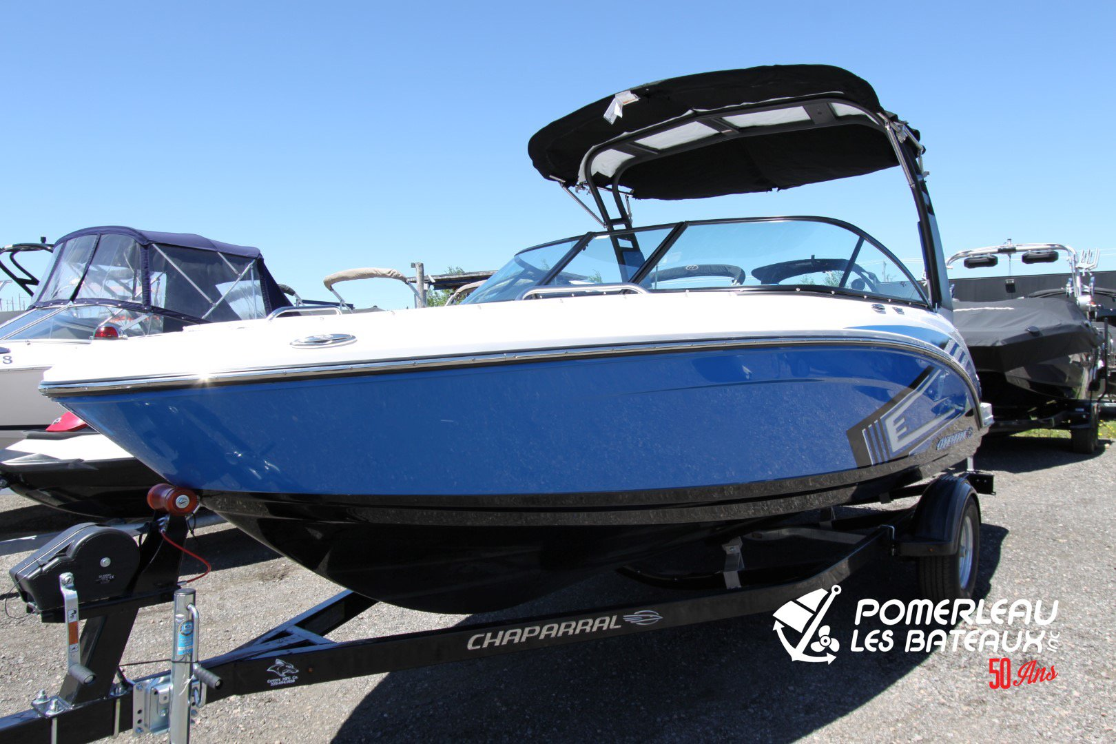Chaparral 203 VRX - IMG_2904