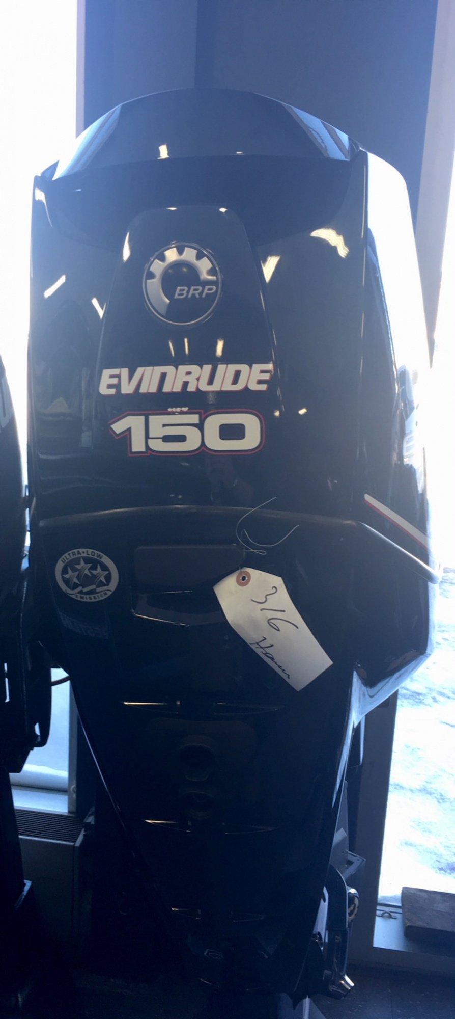 Evinrude ETEC 150 - IMG_9832