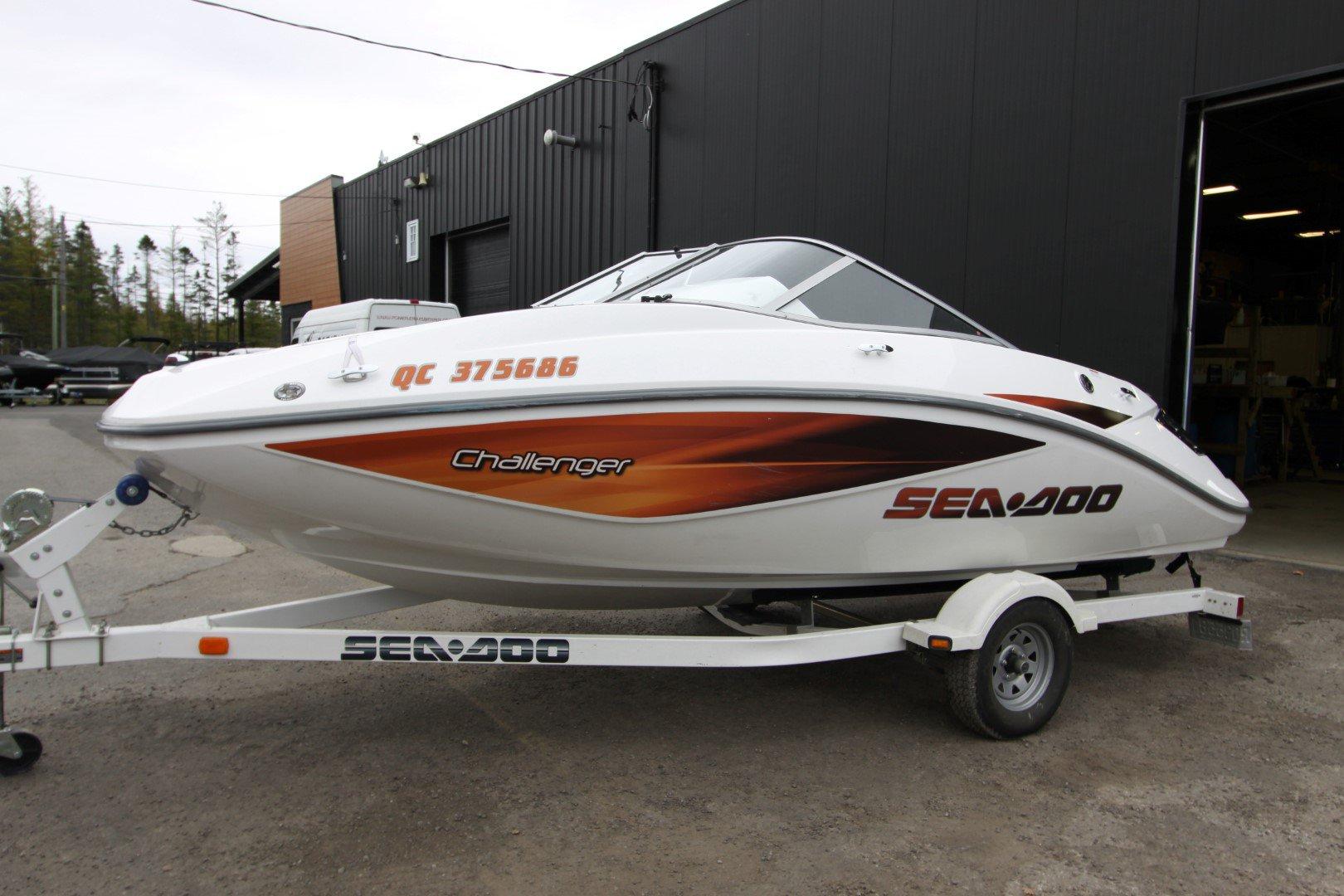 BRP Sea doo Challenger 180 - IMG_8262