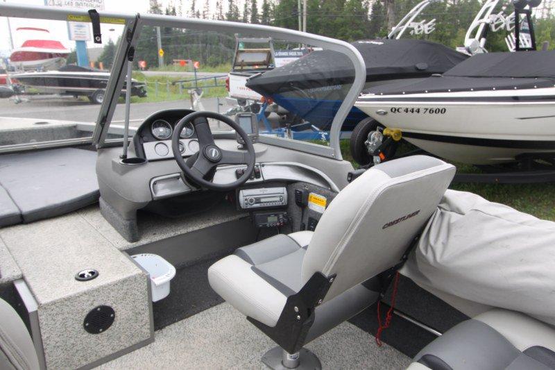 Crestliner 1650 Fish hawk WT - IMG_8397