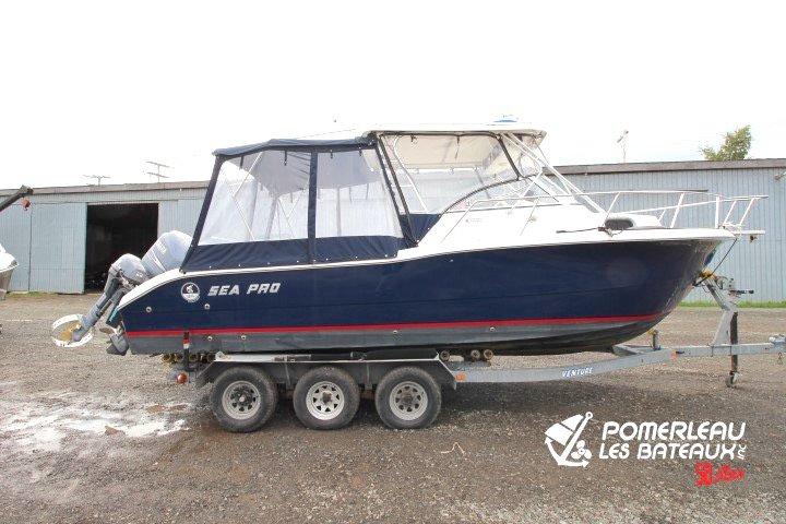 Sea Pro 250 Walkaround - IMG_4294