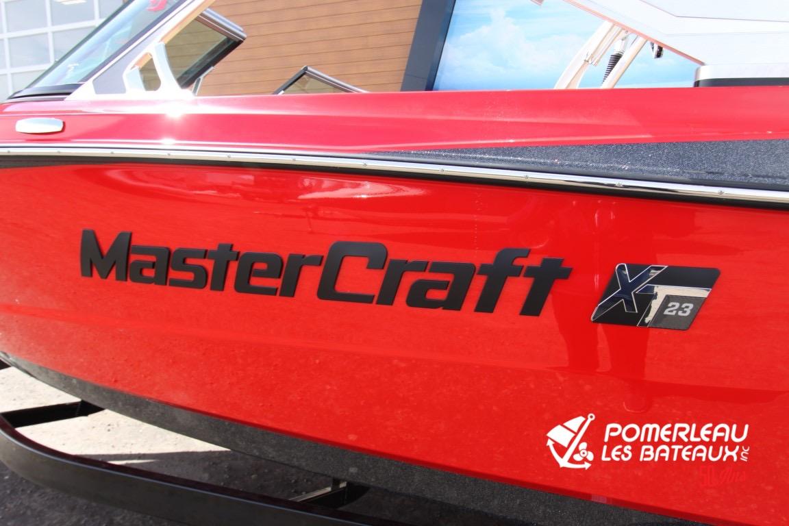 Mastercraft Xt 23 - IMG_8837