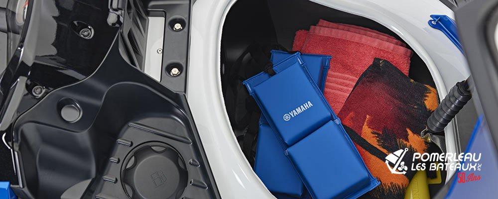Yamaha FX HO - 2018-FX-HO-White-Deck-Storage