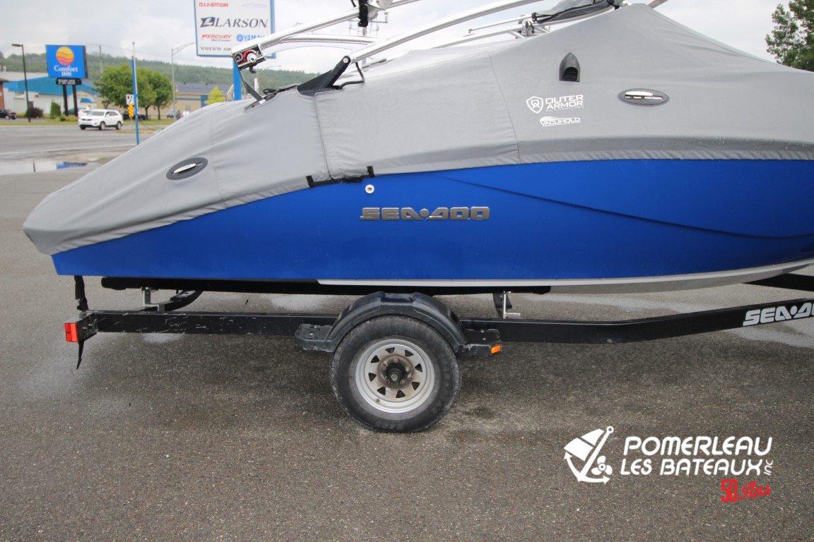 BRP Sea doo Challenger 180 - IMG_3298