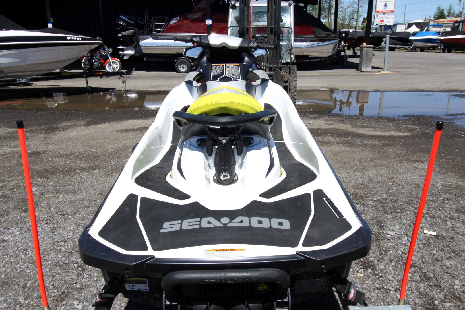 BRP Sea doo GTX 155 WAKE - IMG_2885