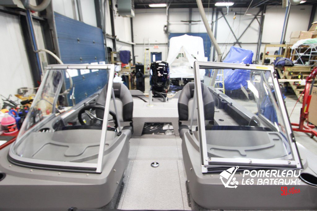 Crestliner Fishhawk 1750 Platinum - FH17502018--22