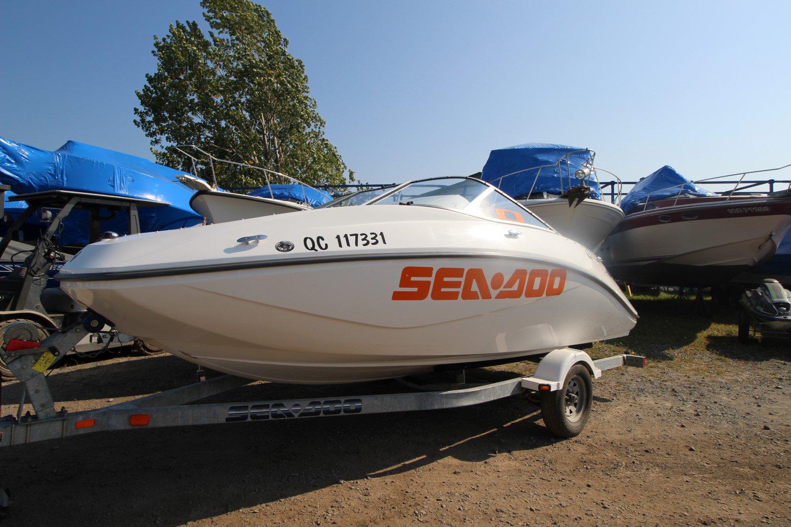 BRP Sea doo Challenger 180 - IMG_2250