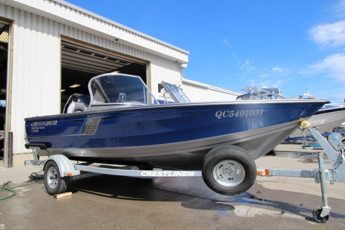 Crestliner Fish Hawk 1650 - IMG_4569