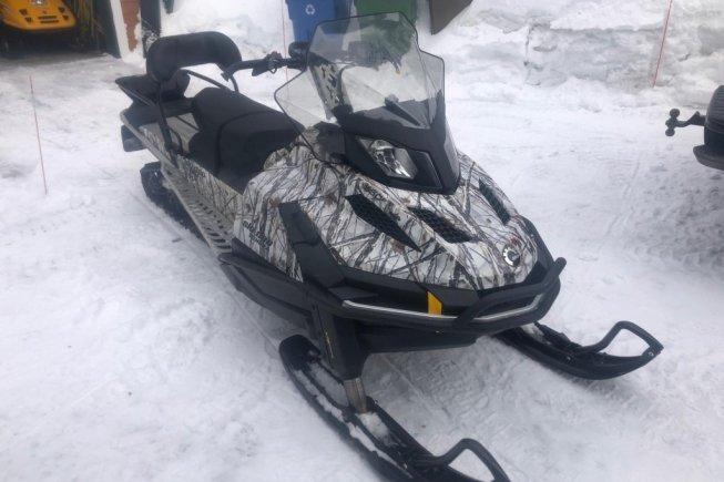 BRP Ski Doo Toundra