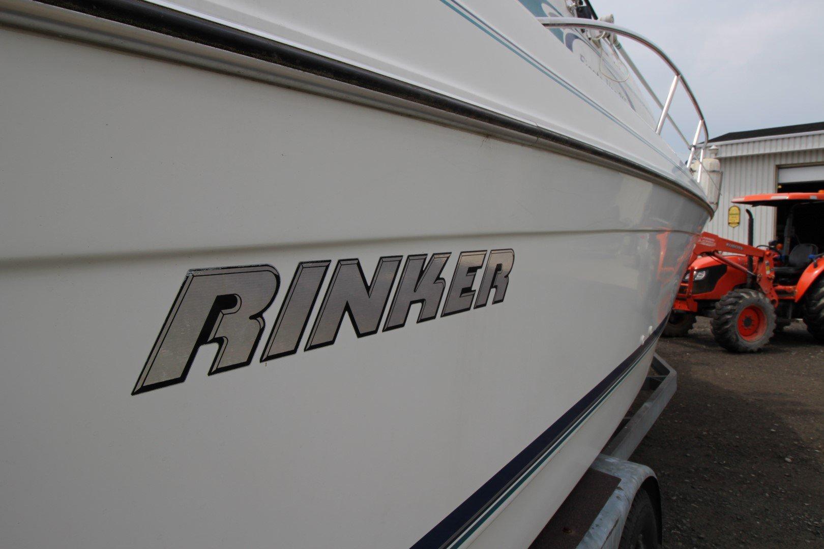 Rinker FIESTA VEE 265 - IMG_1207