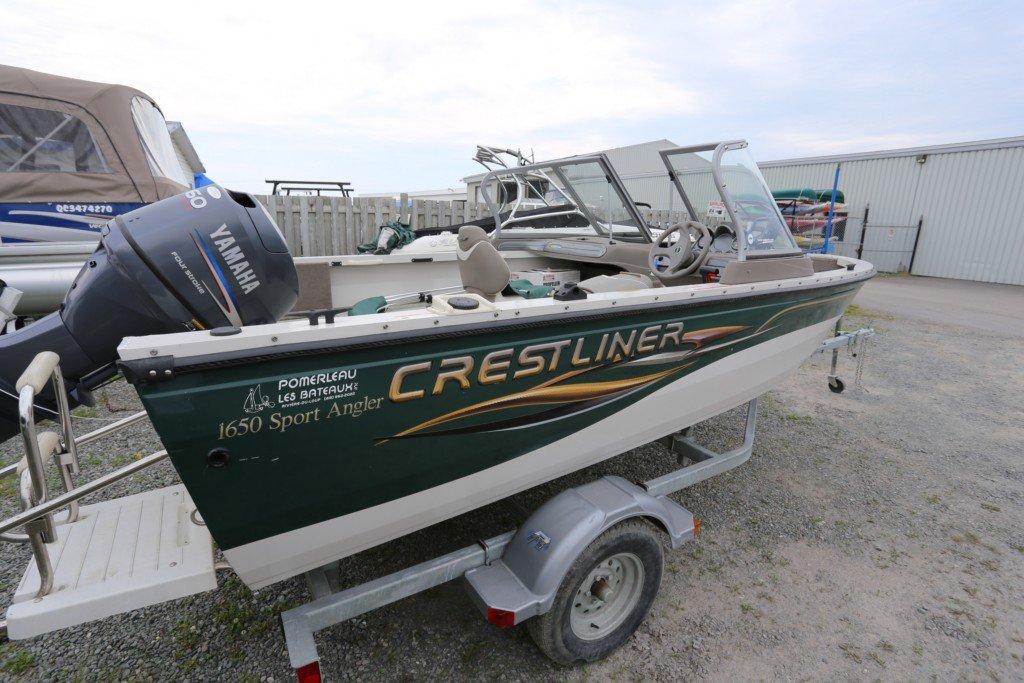Crestliner 1650 Sport Angler - IMG_3519