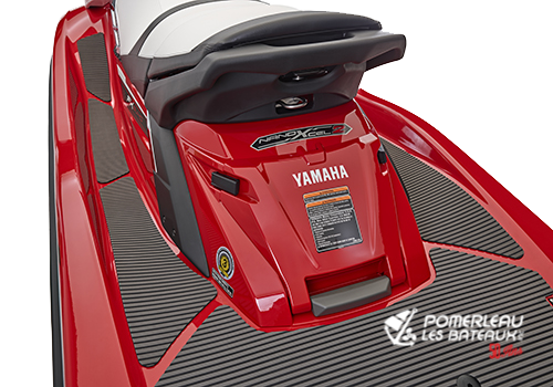 Yamaha FX SVHO - 2018-FX-SVHO-Red-NanoXcel2