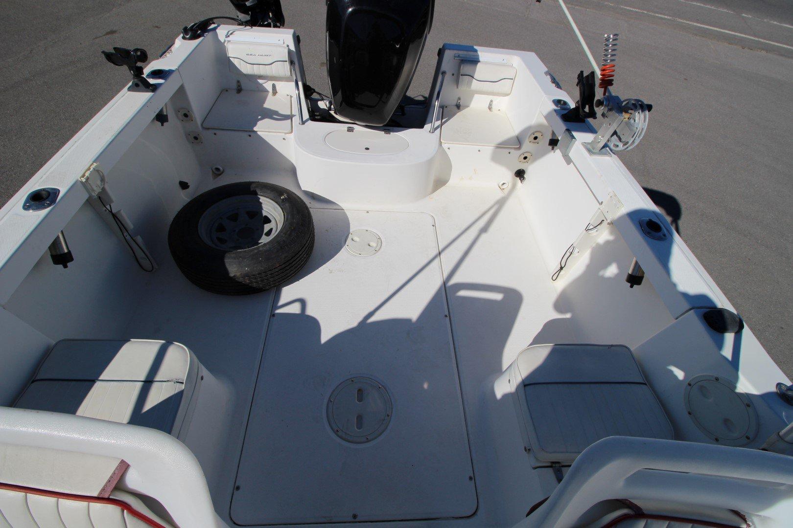 Sea Hunt Victory 215 - IMG_0890