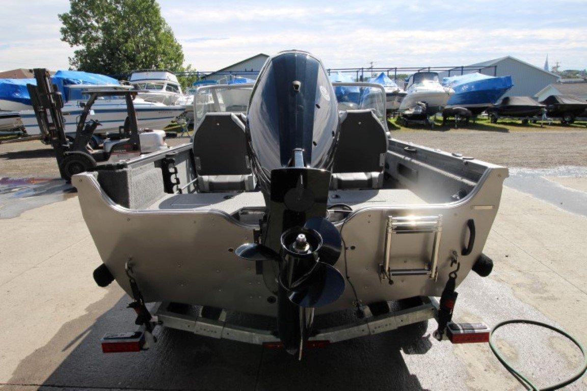Crestliner Fish Hawk 1650 - IMG_4577