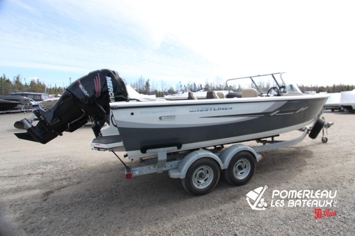Crestliner Sportfish 2150 SST - IMG_9627