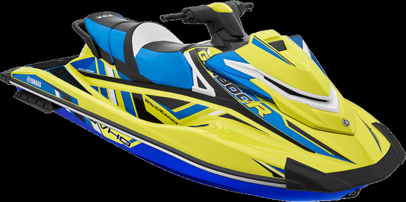 Yamaha GP 1800R SVHO - 2020_GP1800R_SVHO_Yellow_3