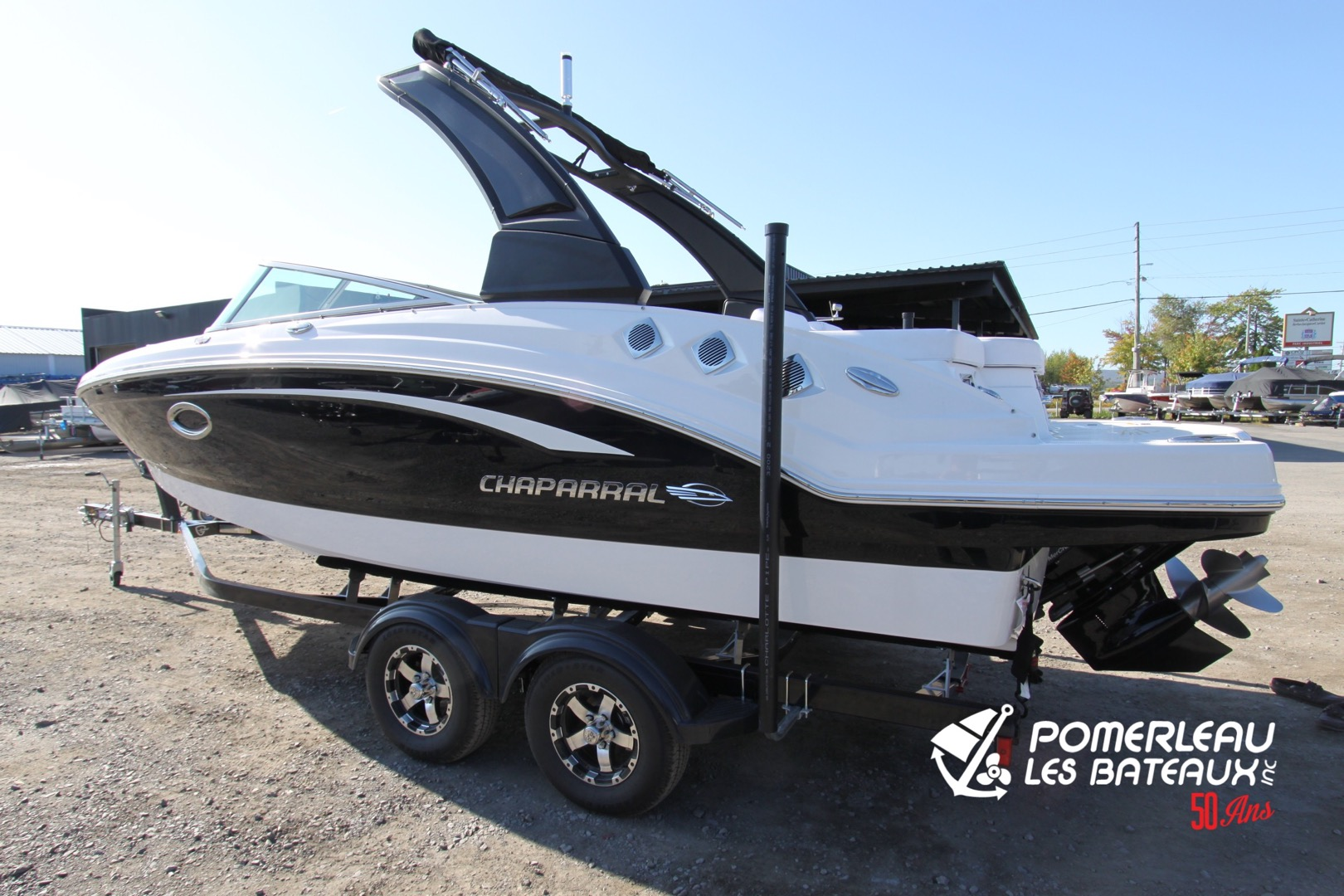 Chaparral 246 SSI - IMG_2119