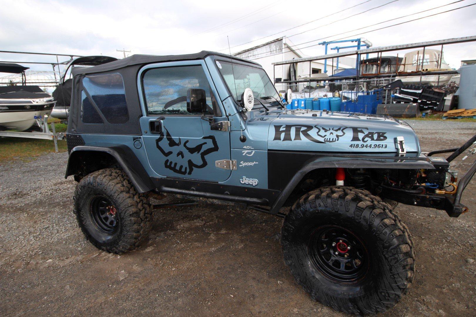 Jeep TJ 4.0L - IMG_2502