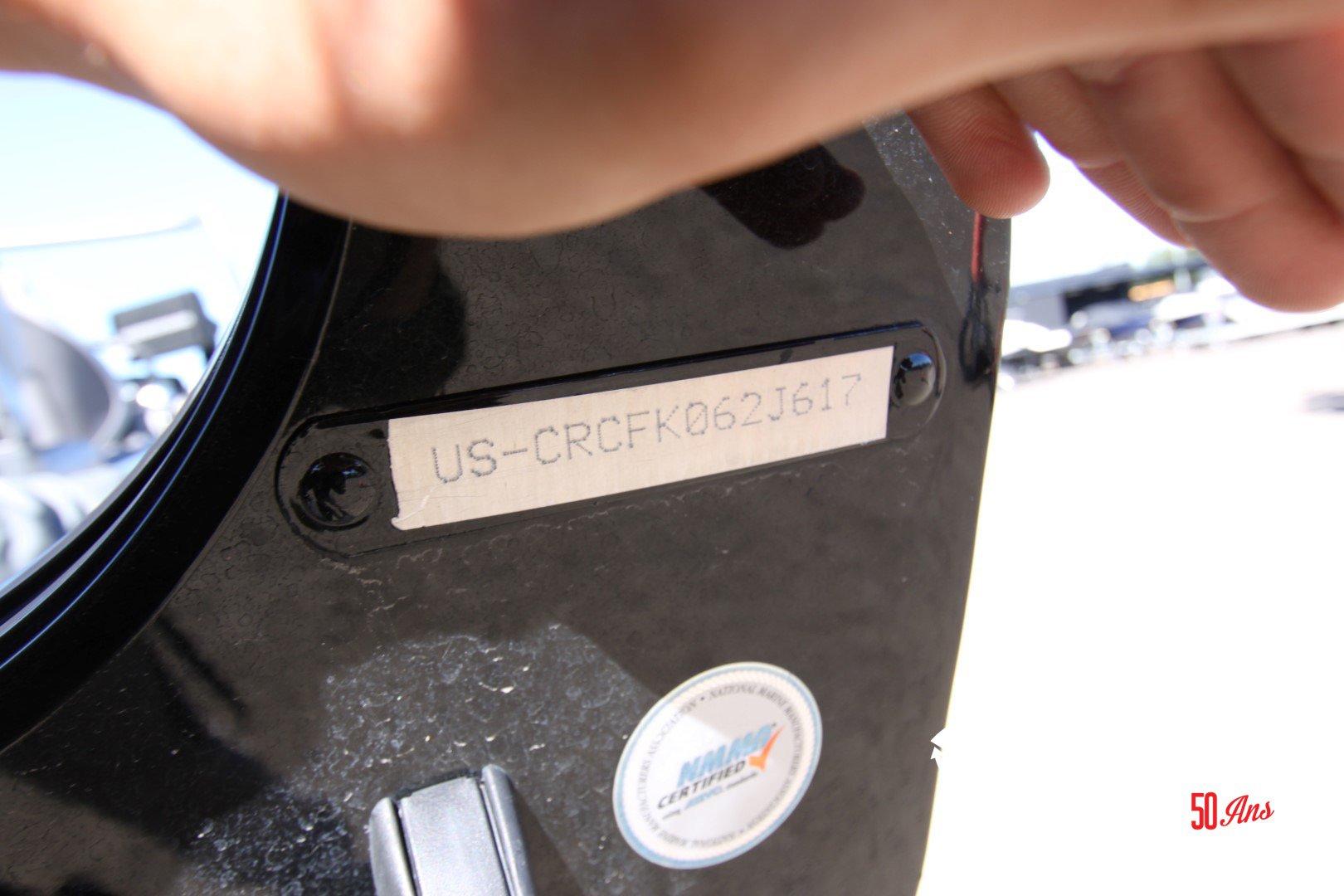 Crestliner Fish hawk 1950 Platinum WT - IMG_5707