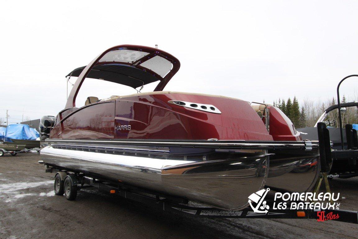 Harris Crowne SL 250 TE - IMG_1484