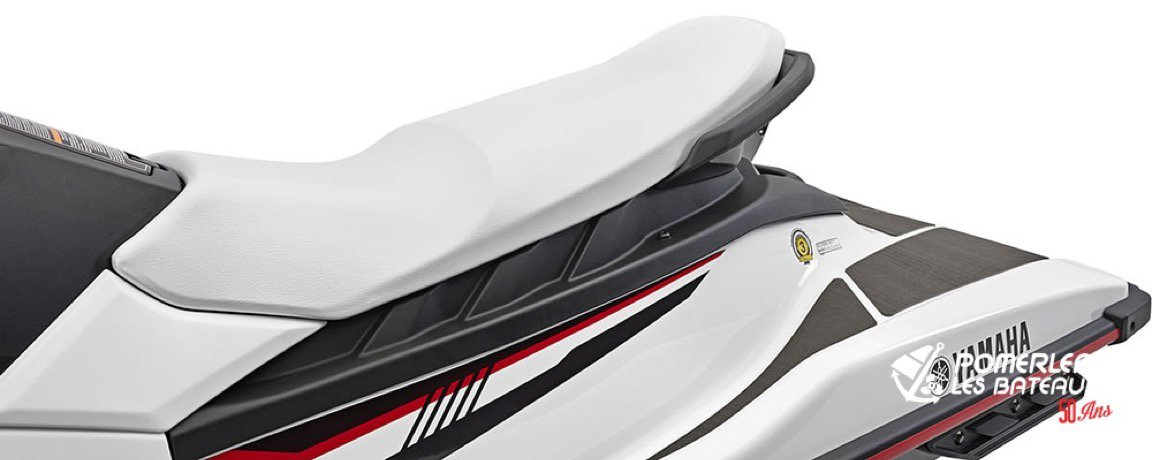 Yamaha EX Sport - 2018-EX-Sport-white-Seat