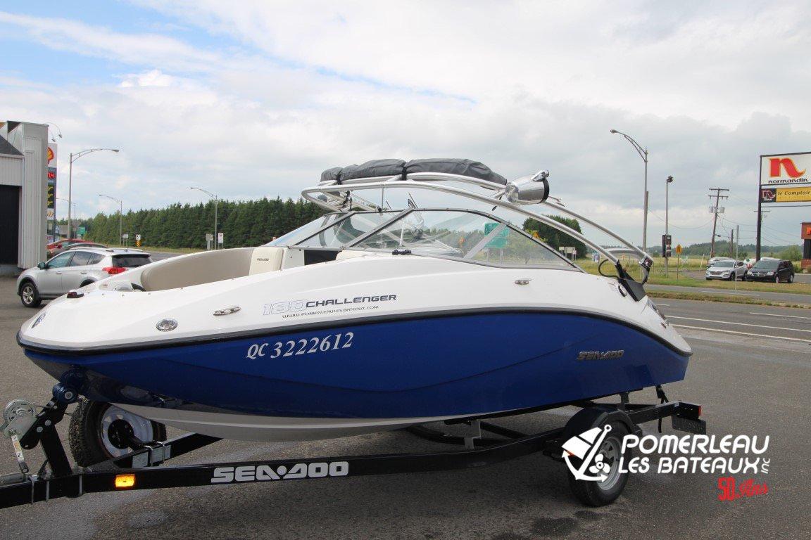 BRP Sea doo Challenger 180 - IMG_3302