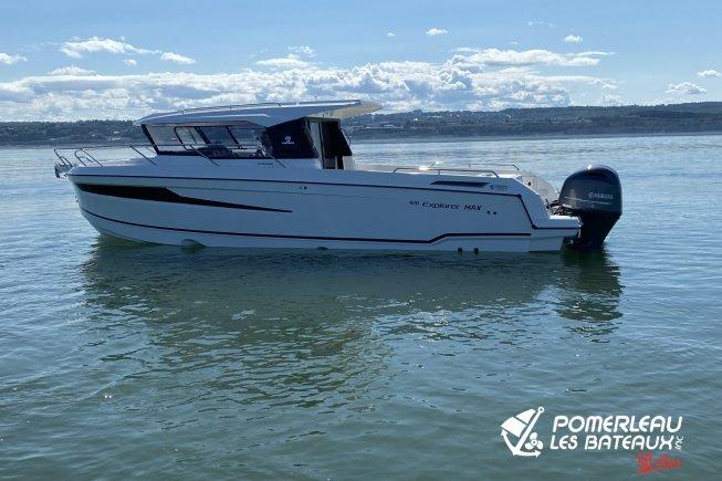 Parker Boats Explorer 920 Max DEMO