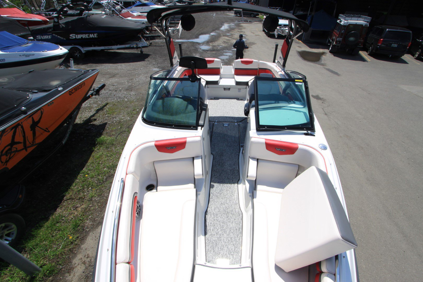 Chaparral 2430 VRX - IMG_5272