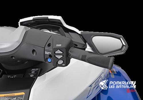 Yamaha FX Cruiser SVHO - 2018-FX-Cruiser-SVHO-Blue-Cruise-Assist