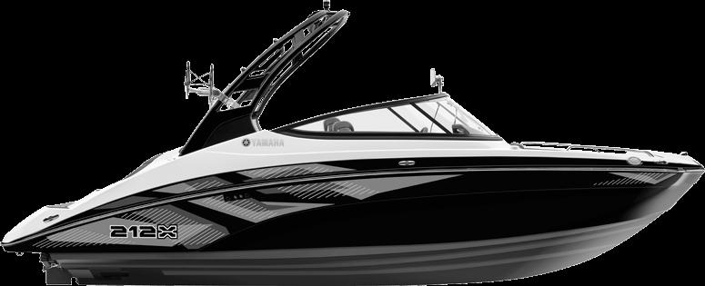 Yamaha 212 X - 2017_212X_Gray_1