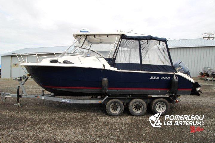 Sea Pro 250 Walkaround - IMG_4298
