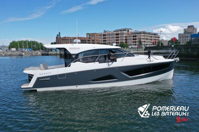 Parker Boats Monaco DEMO