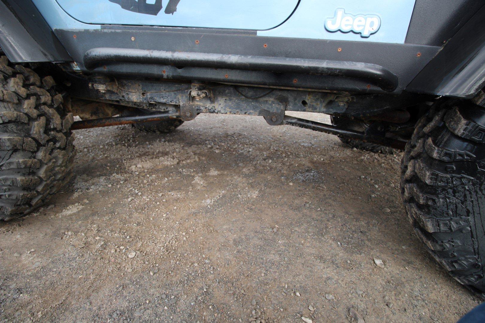 Jeep TJ 4.0L - IMG_2503