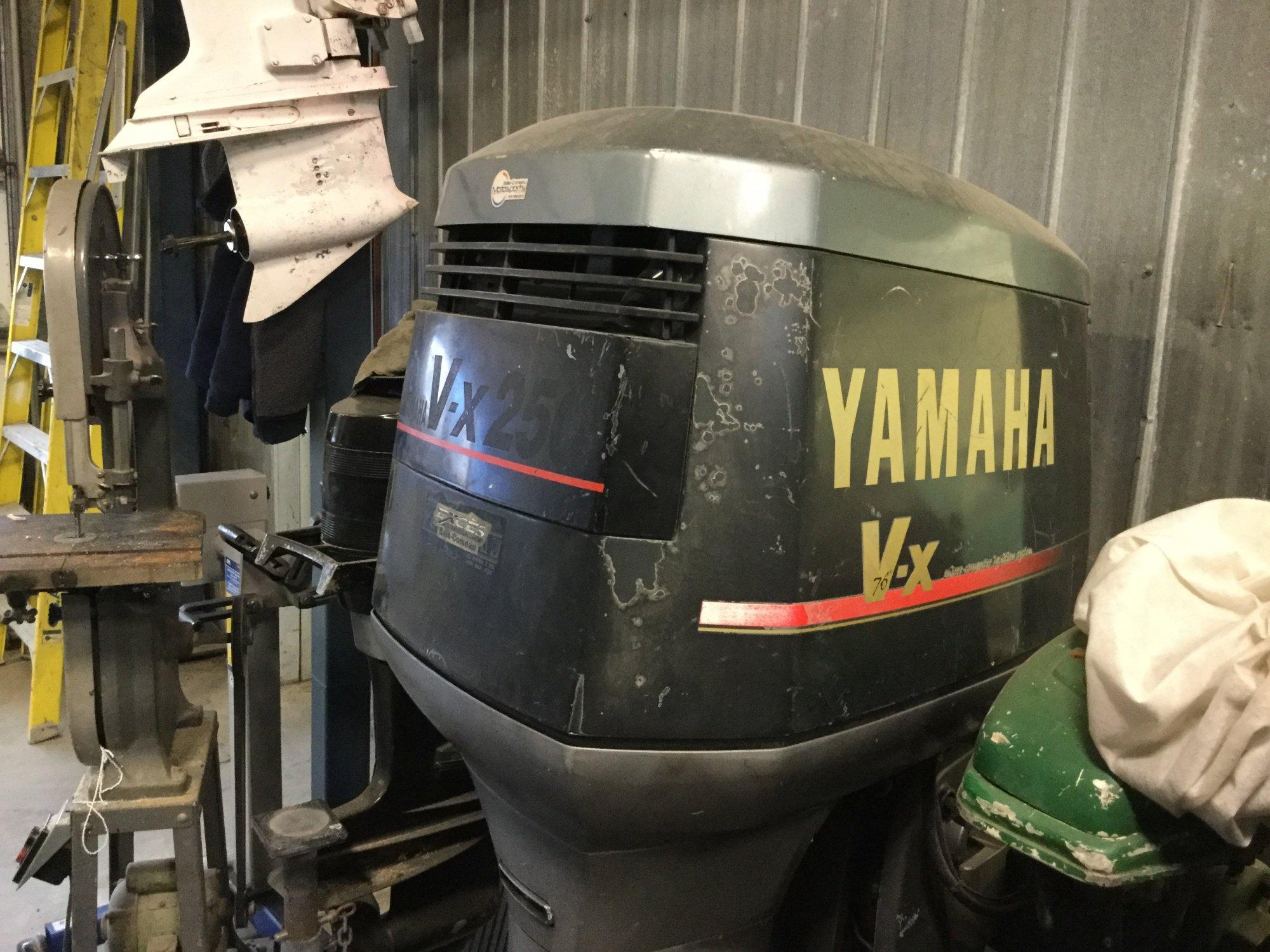 Yamaha 250 HP - IMG_1114