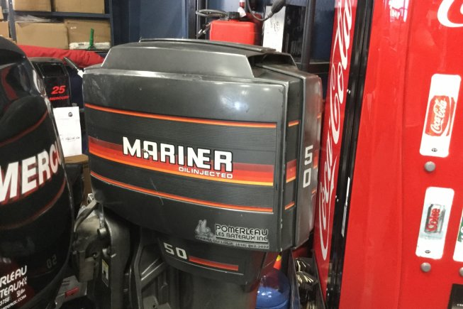 Mariner 50 HP
