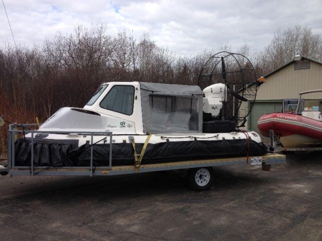 HOVERCRAFT  AirRaider Ranger 45 - $_27 (7)
