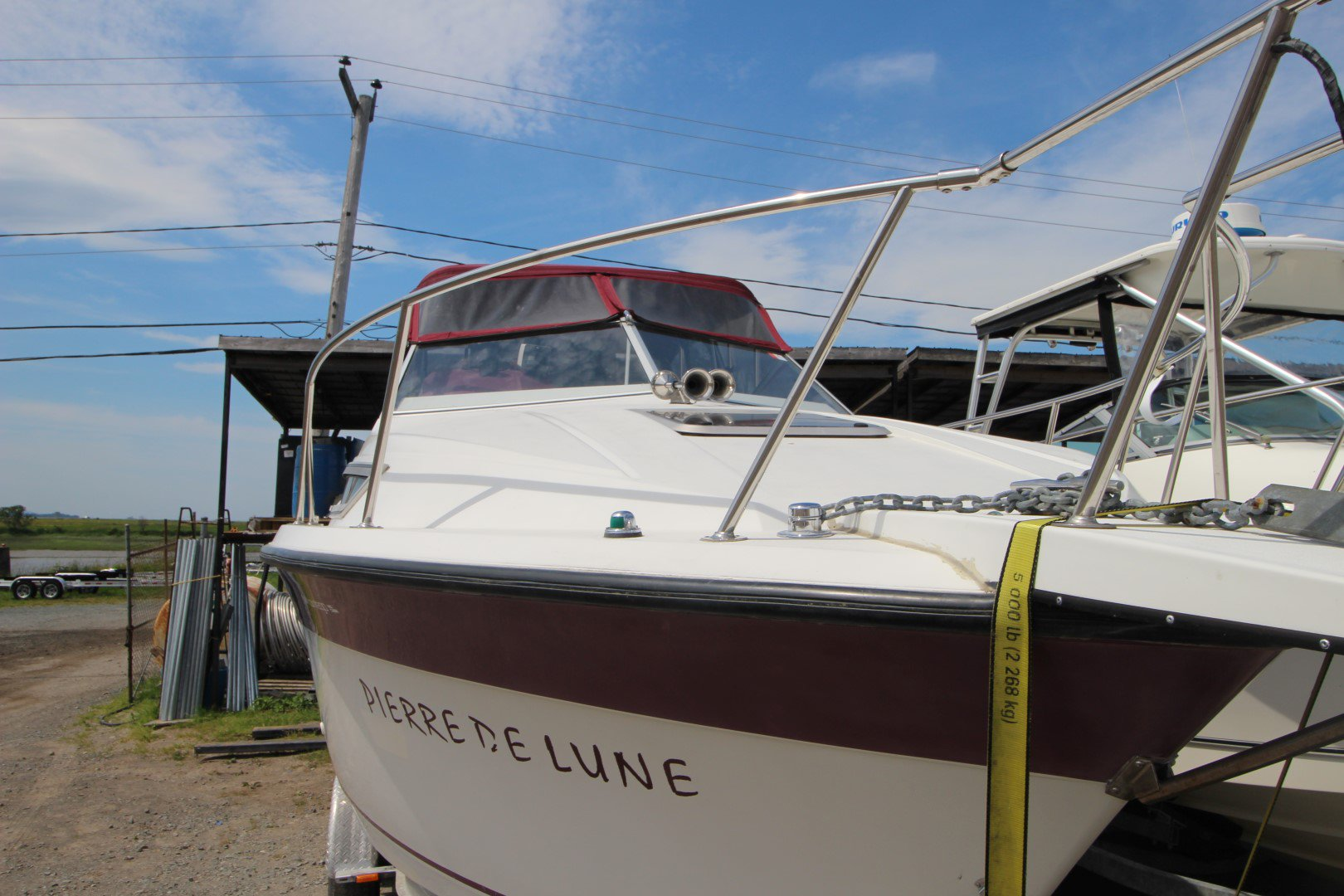 Carver Yachts Montego 27 - IMG_1155