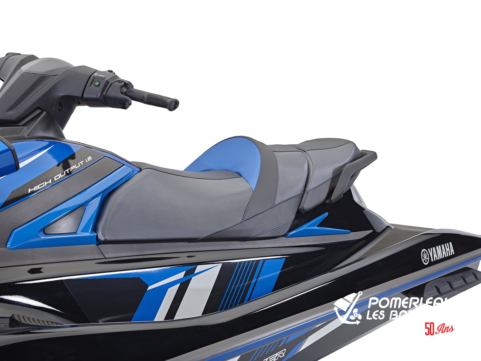 Yamaha VXR - 2018-VXR-Blue-Seat_l