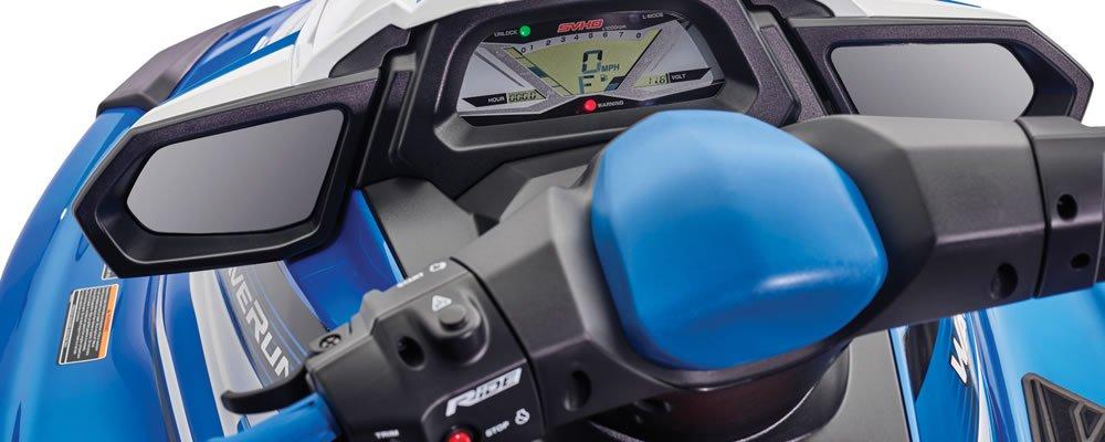 Yamaha GP 1800 - 2017_GP1800-Blue_Instrumentation