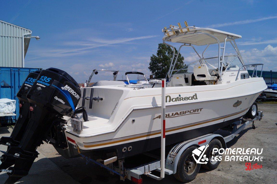 Aqua sport 250 Explorer - DSC06347