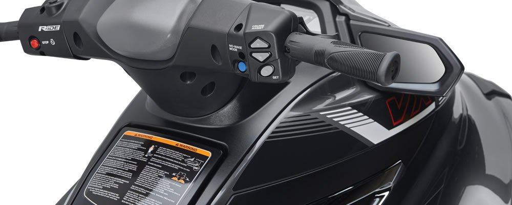 Yamaha VX Cruiser HO - 2017_VX_Cruiser_HO-Carbon-Cruise_Assist_01