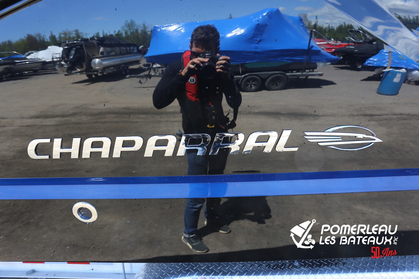 Chaparral 347 SSX DEMO - IMG_3628