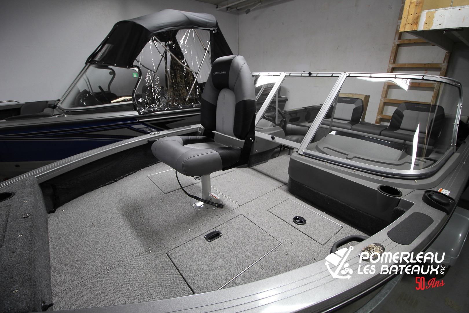 Crestliner FIsh hawk 1750 - IMG_6638