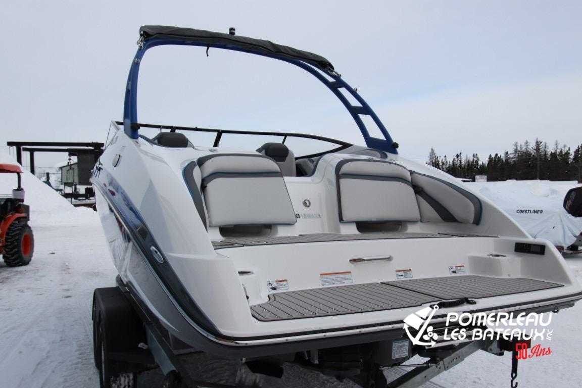 Yamaha AR240 - IMG_4766