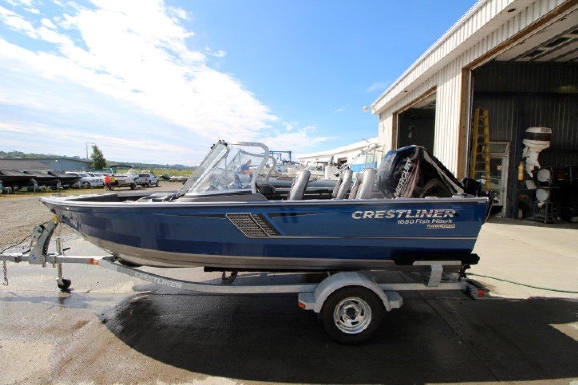 Crestliner Fish Hawk 1650 - IMG_4565