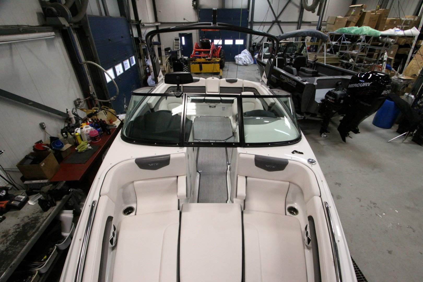 Chaparral 2430 VRX - IMG_9589