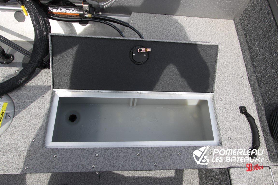 Crestliner Fish Hawk 1850 Platinum - IMG_2296